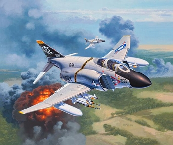 RE3941  F-4J Phantom II  1:72 kit