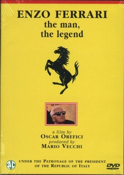 9811  Enzo Ferrari the man the legende  DVD