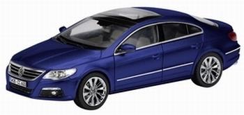 07252   Volkswagen Passat 2008 (blauw)  1:43