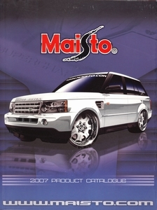 Catalogus Maisto 2007 *  A4