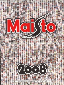 Catalogus Maisto 2008 *  A4