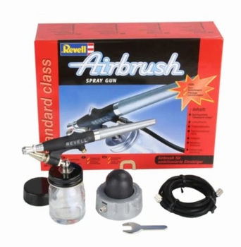 RE39101 Airbrush Spray Gun