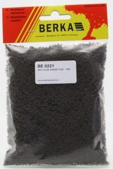 0221  Decoratievlok  aarde fijn  7 gram