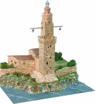 AE1259  Porto Pi lighthouse  1:80 Kit