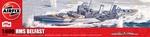 A04212  HMS Belfast 1:600 kit