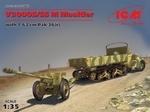 ICM35803  V3000S/SS&7.62 Pak36R 1:35 kit