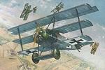 R605  Fokker F.1 1:35 kit
