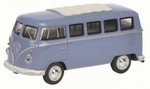 20105  Volkswagen T1 bus  blauw 1:64