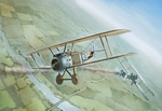 IT2507  Sopwith Camel  WWI 1:32 kit