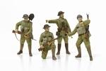 T32409   WWI Figuren Britische Infanterie mit Bewaffnung 1:35 kit