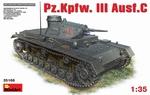 MA35166  Pz. Kpfw.3 Ausf. C 1:35 kit