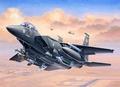 RE3972  F-15E Strike Eagle & Bombs 1:144 kit