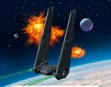 6695  Kylo Ren's Command Shuttle  1:93 kit