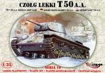 MI35106  Tank T-50AA Light Tank 1:35 kit