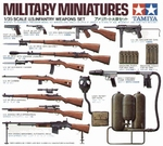 T35121  US Infantry Weapons Set 1:35 kit