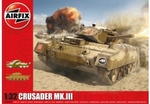 A08360  Crusader MkIII Tank 1:32 kit