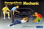FU11490  Mechanic Figures Set 1:24 kit
