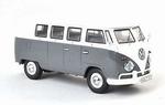 13850  Volkswagen T1 Bus   grijs/wit 1:43