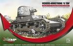 MI355010  Vickers-Armstrong '6 ton' Mk F/B Light Tank 1:35 kit