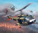 RE4983  Bell® UH-1H® Gunship 1:100 kit