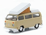 29820D  1970 VW Type 2 Campmobile 1:64