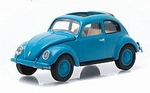 29820B  1946 VW Beetle Split Window with Open
