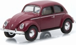 29820C  1951 VW Beetle Split Window - Bordeaux Red 1:64