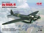 ICM48233  Ju 88A-4, WWII German Bomber 1:48 kit