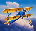 RE3957  Stearman PT-17 Kaydet 1:48 kit