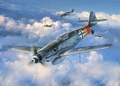 RE3958  Messerschmitt Bf109 G-10 1:48 kit