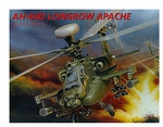 IT0863  AH-64D Apache Longbow 1:72 kit