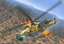RE4951  Mil Mi-24D Hind 1:100 kit