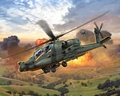 RE4985  AH-64A Apache 1:100 kit