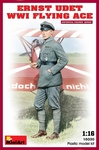 MA16030  Ernst Udet WWI Flying Ace 1:16 kit