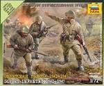 ZV6103  Soviet Infantry 1941-1943 1:72 kit