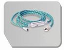 BD29A  Airbrush slang blauw 180 cm - G1/8-G1/4 1,80 m