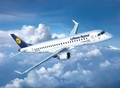 RE3937  Embraer 190 Lufthansa 1:144 kit