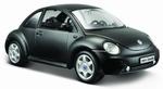 31975Z  Volkswagen New Beetle  zwart 1:24