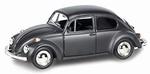 534382  Volkswagen Kever  mat zwart 1:43