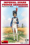 MA16017 Imperial Guard French GrenadierR. Napolionic Wars 1:16 kit
