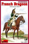 MA16016  French Dragoon Napoleonic Wars 1:16 kit