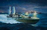 RE5147  Patrol Torpedo Boat PT-109 1:35 kit
