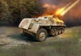 RE3264  15 cm Panzerwerfer 42 auf sWS 1:72 kit