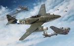 A03088  Messerschmitt Me262A-1A Schwalbe 1:72 kit