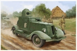 HB83882  Soviet BA-20 Armored Car Mod. 1937 1:35 kit