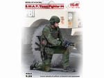 ICM24104  S.W.A.T. Team Fighter #4 1:24 kit