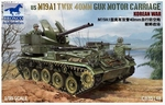 CB35148  US M19A1 Twin 400mm Gun Motor Carriage 1:35 kit