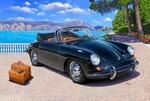 RE7043  Porsche 356 Cabriolet 1:16 kit