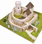 AE1016  Bedzin Castle 1:160 kit