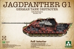 TA2106  Sd.Kfz. 173 Pz.Jg. Jagdpanther 1:35 kit